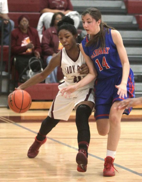 Girls Basketball: Killeen v. Waco Midway