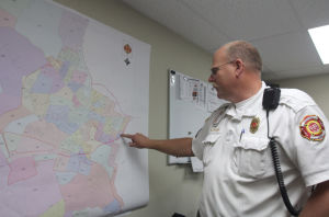 Cove fire station bond referendum