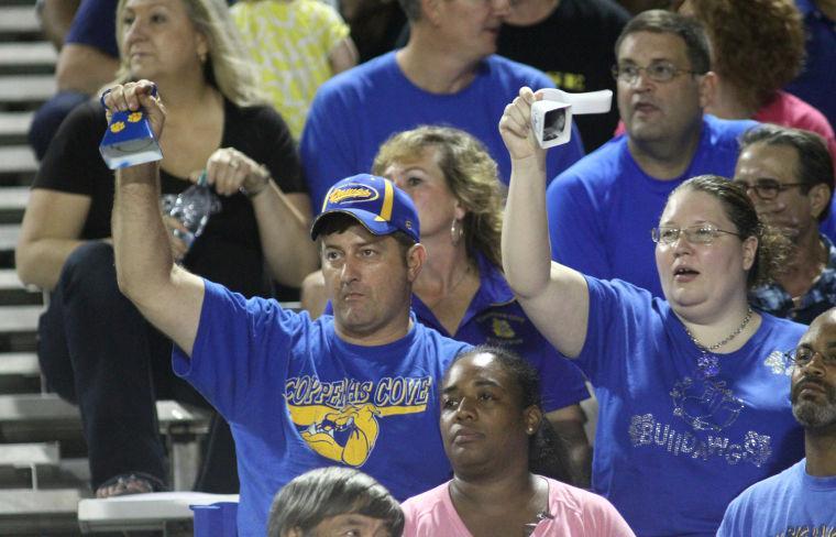 Football: Copperas Cove v. Shoemaker