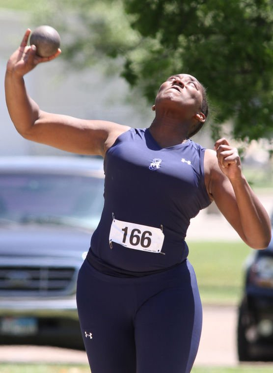 7-5A/8-5A Area Track and Field Meet