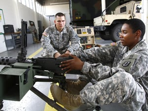 'Best by Test': 41st Fires competition ends with weapons check