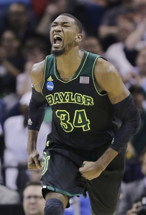 Baylor Routs Creighton
