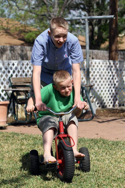 Autism Awareness Day walk