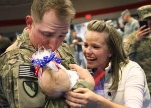 8th Engineer Battalion Homecoming