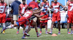 Copperas Cove finds state 7-on-7 trip a 'bonding experience'
