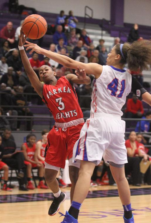 Heights Girls Basketball Playoffs
