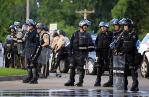 Police Shooting Missouri