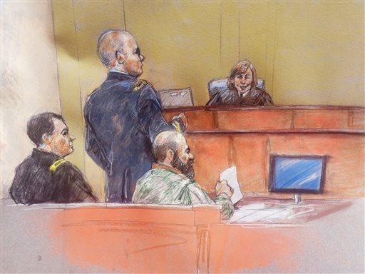 Fort Hood trial