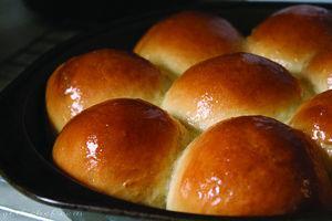 Hot Buttered Rolls