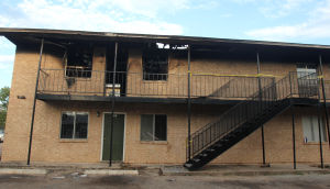 Summer Park Apartments fire