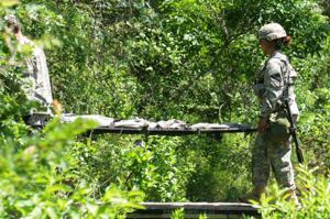 Combat medic seeks badge, recognition despite failed attempts