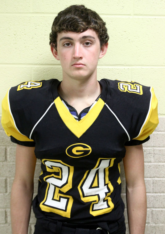 Gatesville Football - Lemuel Galdones