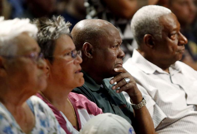 Public Hearing: Mayor tells residents they can talk about finances next week