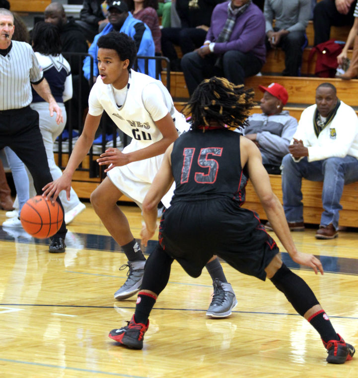 Basketball Boys Shoemaker  V Harker Heights