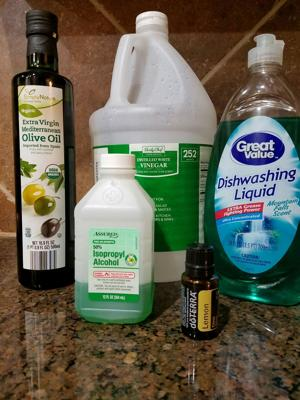 Want natural cleaners that work well? Make your own