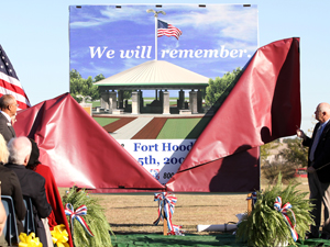 Designer shows his vision for memorial in Killeen