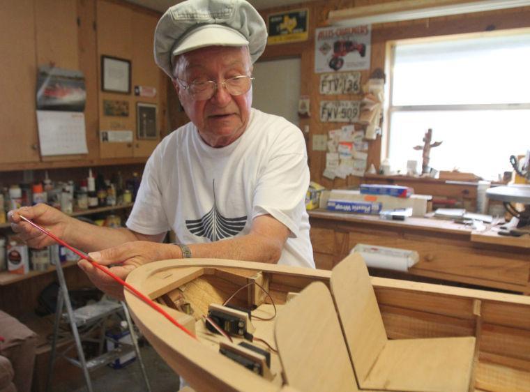 Living Here Boatmaker John Campbell