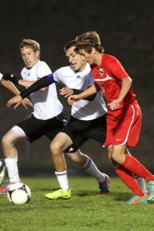 Boys Soccer: Gatesville v. Salado