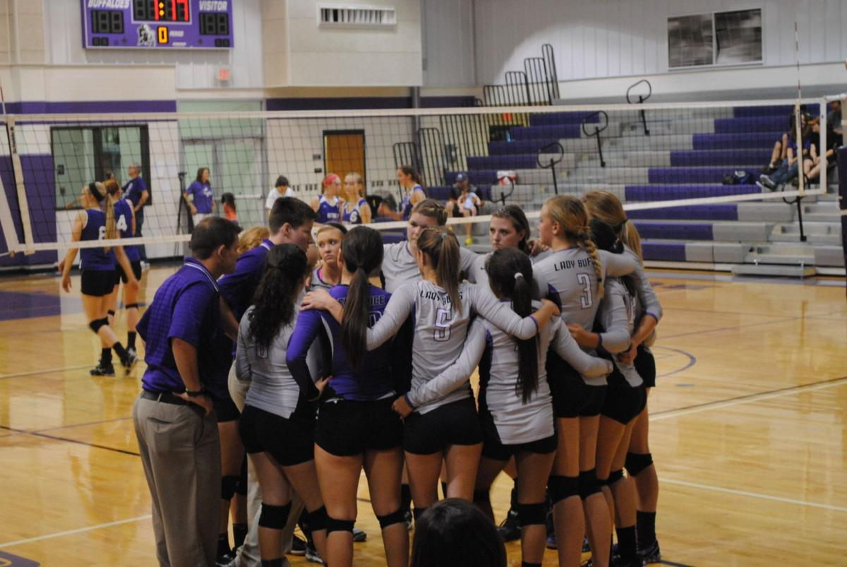 Florence vs. Austin Royals Volleyball