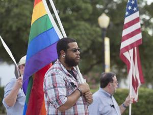 Pride Vigil