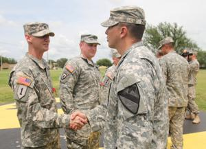 1st Cavalry Division Ceremony