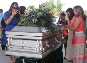 Joseph Anthony Alaniz Funeral