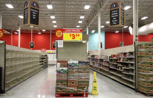 Old Copperas Cove HEB Closing
