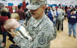 3rd Armored Cavalry Regiment comes home
