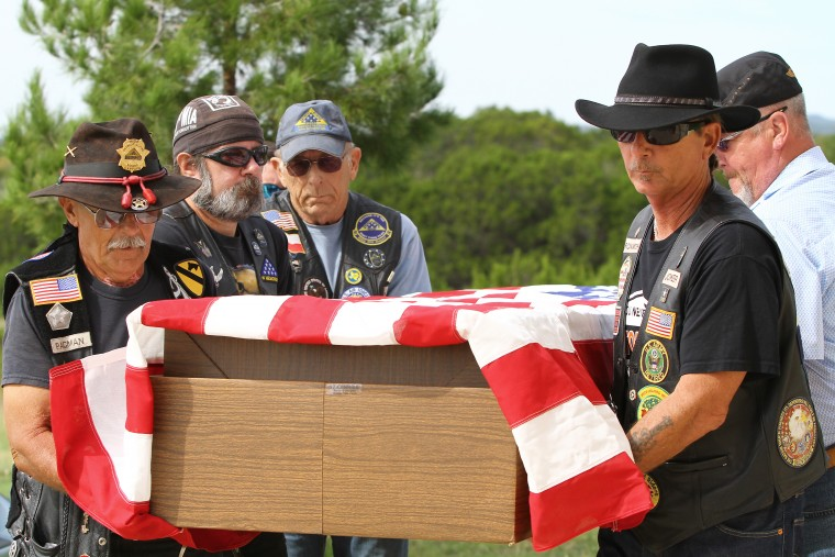 Veteran Laid to Rest