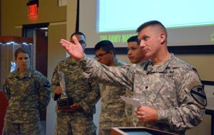Army Marathon Award