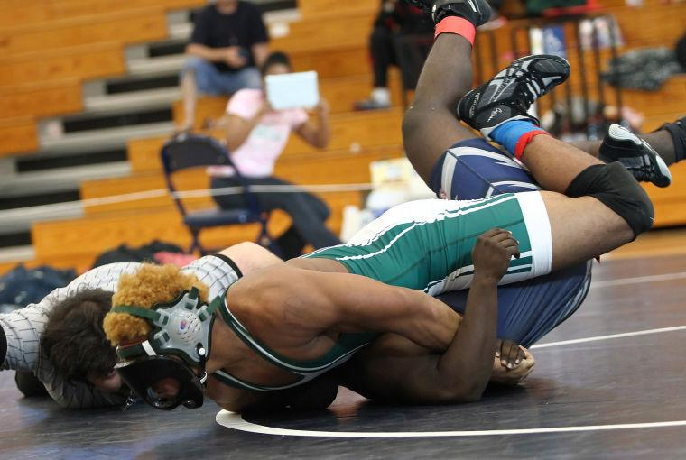 District 8-5A Wrestling Showdown