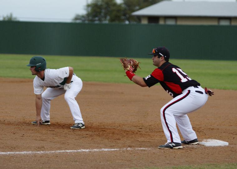 Harker Heights at Ellison baseball