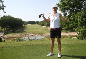 Salado Girls Golf MVP