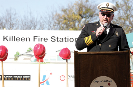 Killeen building new fire station