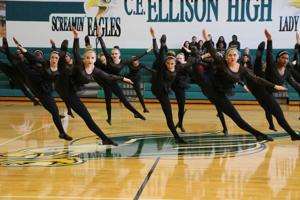 CCHS Copperettes dance away with top awards at area contests