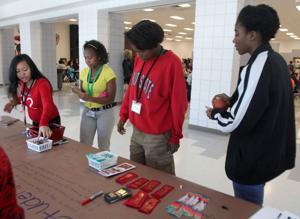 Harker Heights High School Red Ribbon Week