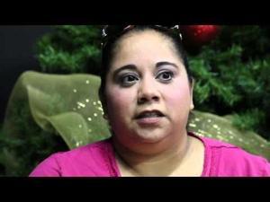 Angel Tree donation from KPLE-TV