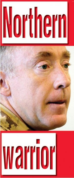 Canadian general heads home