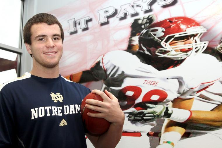 Smythe Commits to Notre Dame