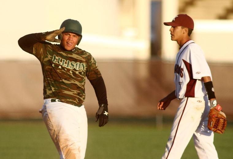 Baseball: Killeen v. Ellison