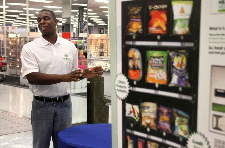 CTC Enactus Healthy Vending Machines