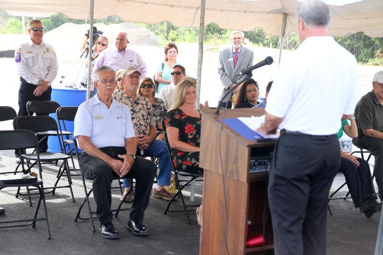 Old Copperas Cove Road ribbon-cutting