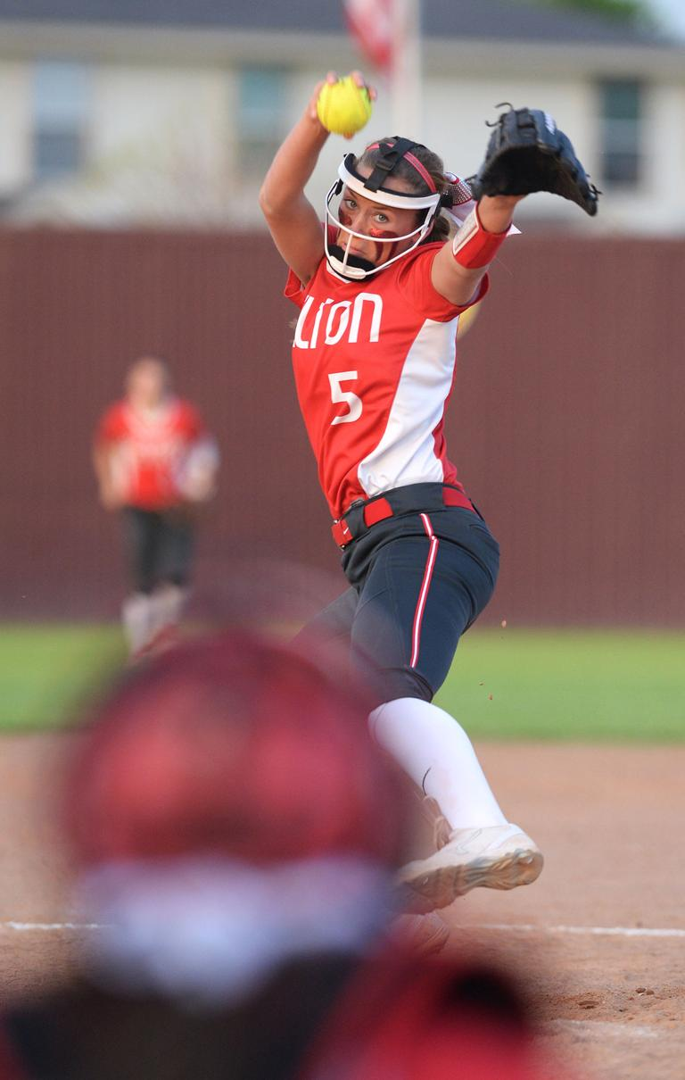 Holman leads District 12-6A softball honorees