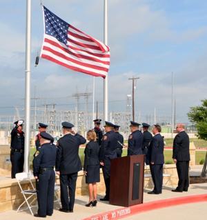 Killeen Police Department Memorial Ceremony