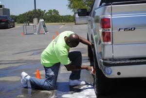 Enactus car wash