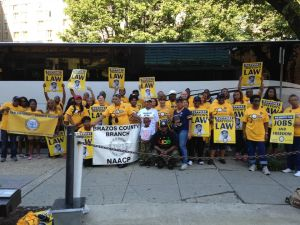 Texas NAACP members go to Washington, D.C.