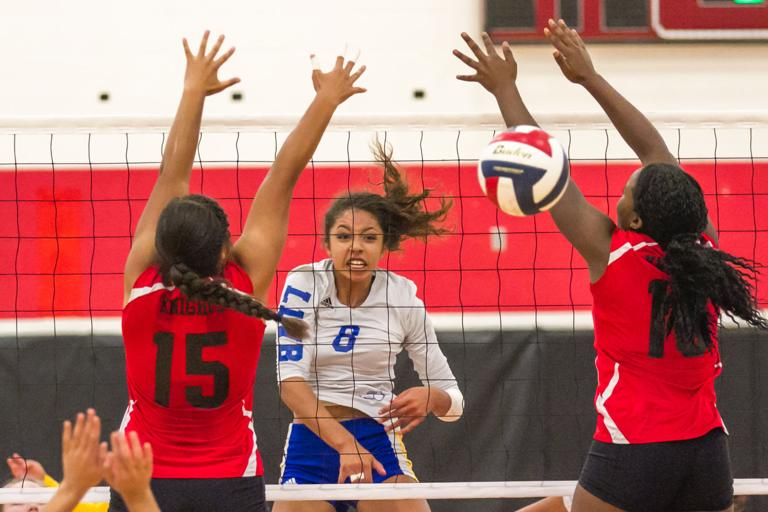 8-6A VOLLEYBALL: Chace, Carlisle lead Lady Dawgs in sweep of Heights