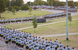 Fort Hood soldiers celebrate Army's 238th birthday with esprit de corps run