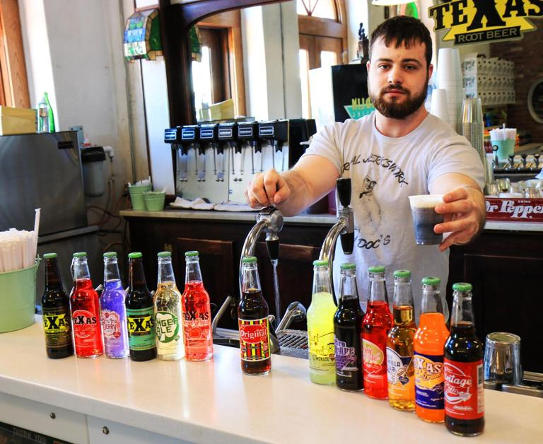 Quench your thirst Dublin Bottling Works offers taste of Texas history