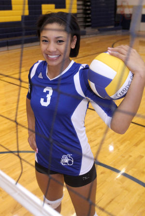 All-Area Volleyball MVP